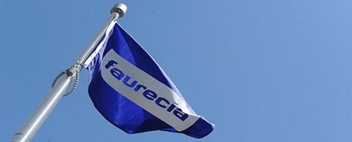 drapeau faurecia