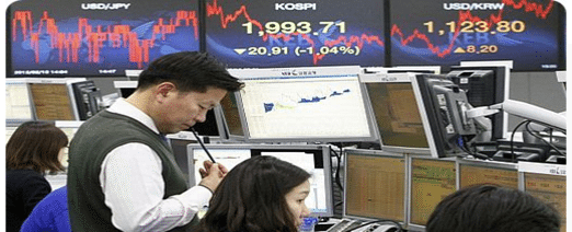 trading en asia
