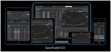 saxo trader go