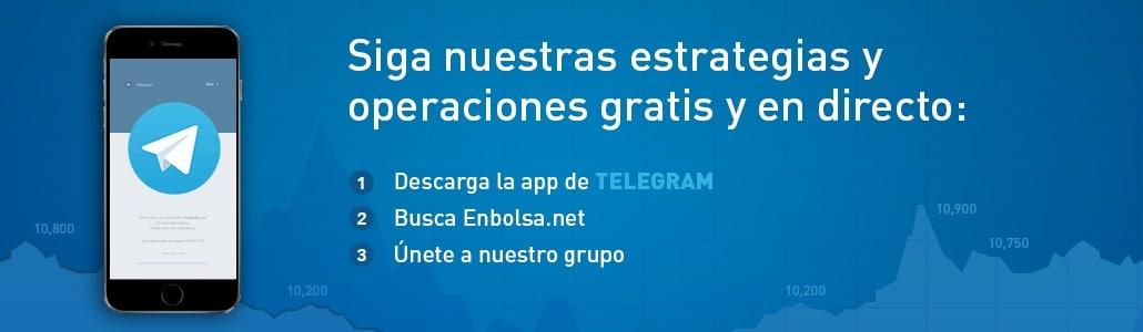Telegram horizontal