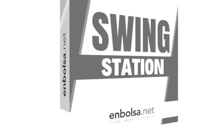 BOX SWING STATION blackwhite