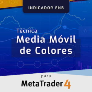 media movil de colores