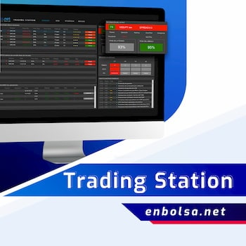 trading station