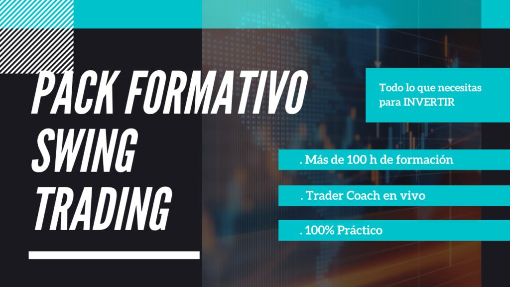 imagen publicidad sobre la formacion en swing tradingN VIVO