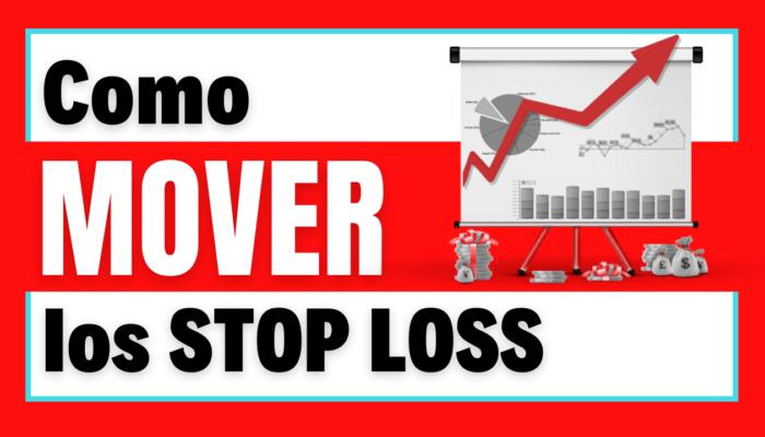 tabla de pasos para mover los stop loss